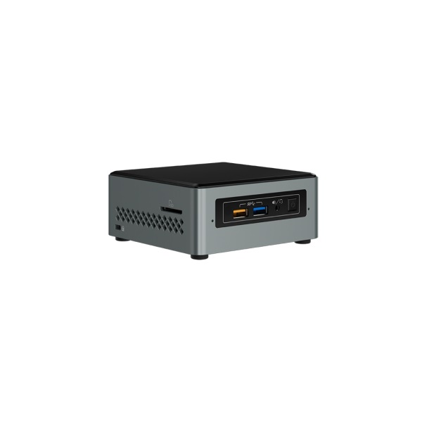 Intel NUC BOXNUC6CAYH barebone asztali számítógép - 1