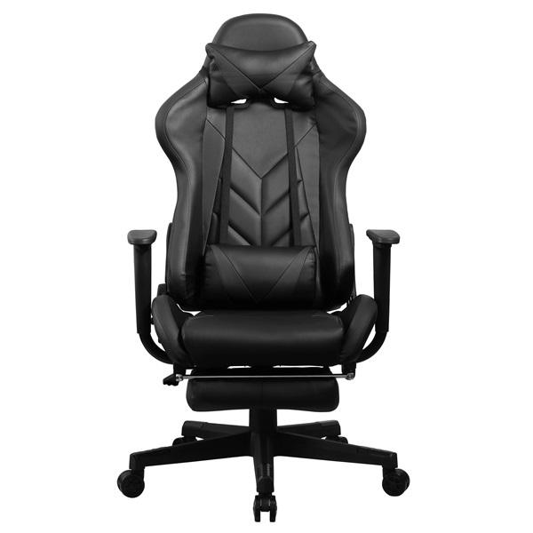 Iris GCH200BB fekete / fekete gamer szék - 1