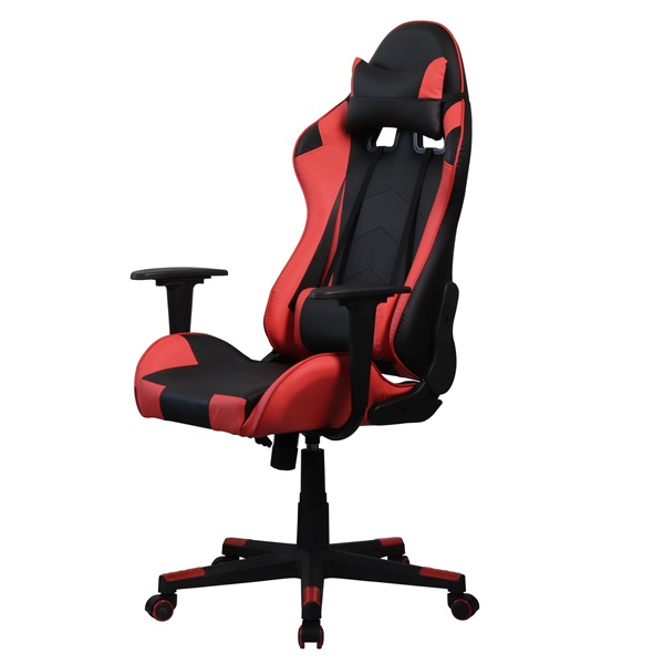 Iris GCH201BR fekete / piros gamer szék - 3