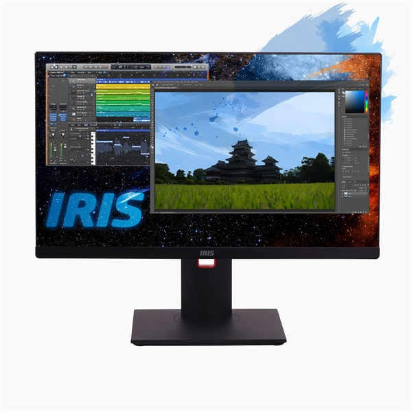 Iris Vision 23,8 Core i3 AIO PC - 4