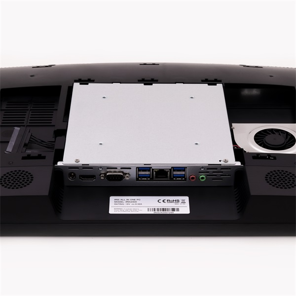 Iris Vision 23,8 Core i5 Win10 Pro AIO PC - 10