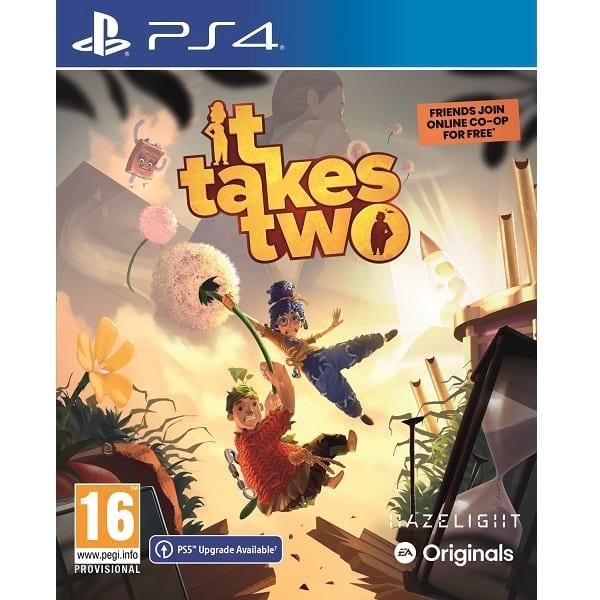 It Takes Two PS4 játékszoftver - 1