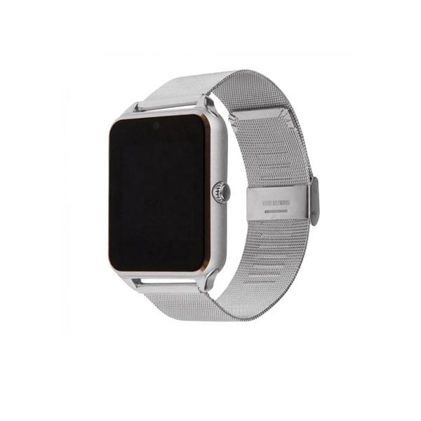 iTotal SwatchS fémszíjas ezüst okosóra - 1