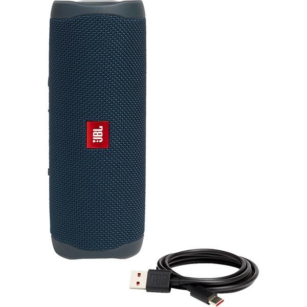JBL FLIP 5 kék Bluetooth hangszóró - 3