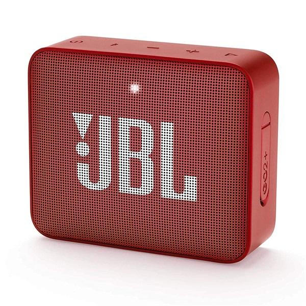 JBL GO 2 Plus piros Bluetooth hangszóró - 1
