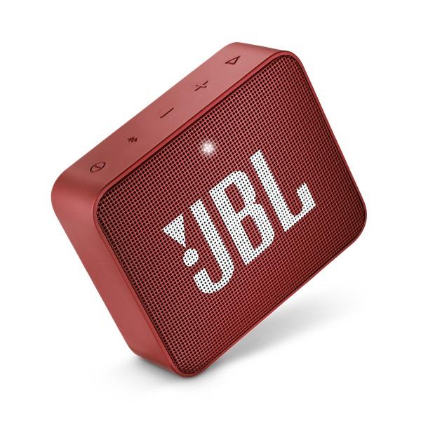 JBL GO 2 Plus piros Bluetooth hangszóró - 2