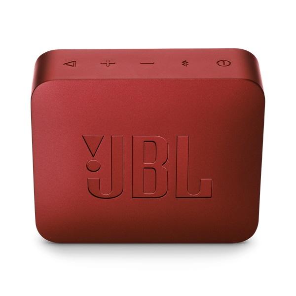 JBL GO 2 Plus piros Bluetooth hangszóró - 4