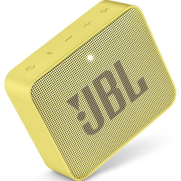 JBL GO 2 sárga vízálló Bluetooth hangszóró - 2