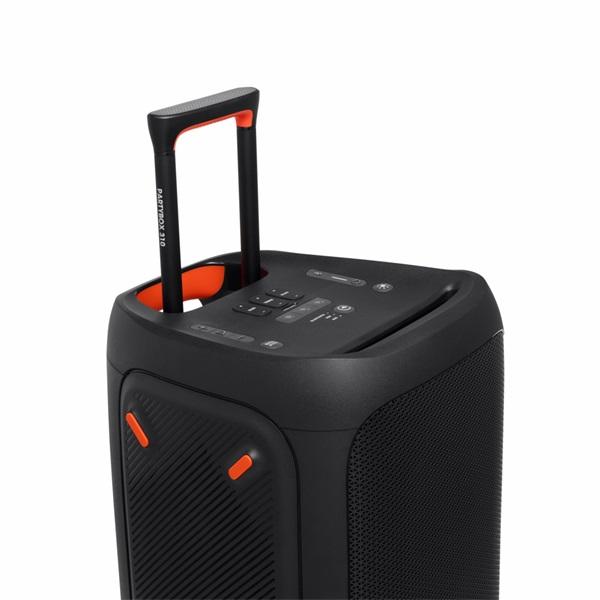 JBL PartyBox 310 Bluetooth fekete party hangszóró - 4
