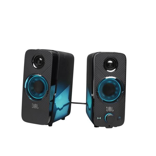 JBL Quantum Duo Bluetooth gamer hangszóró + Quantum 600 fekete vezeték nélküli gamer fejhallgató csomag - 2
