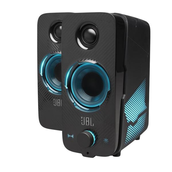 JBL Quantum Duo Bluetooth gamer hangszóró + Quantum 600 fekete vezeték nélküli gamer fejhallgató csomag - 3