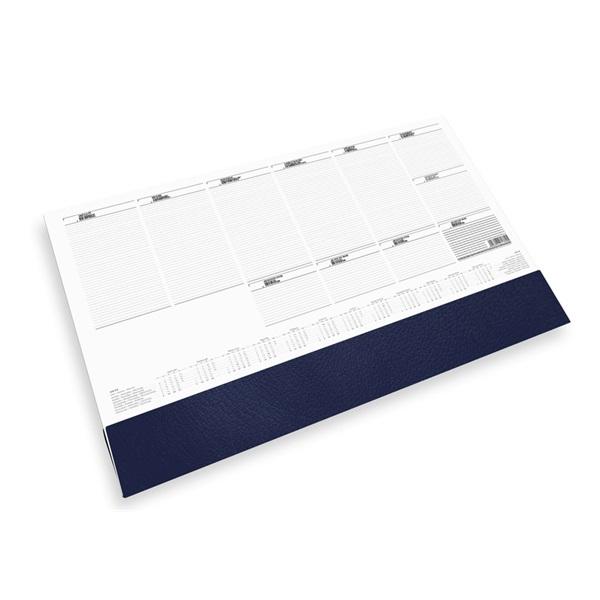 Kalendart 2021-es TopTimer T110 kék asztali könyöklő - 1