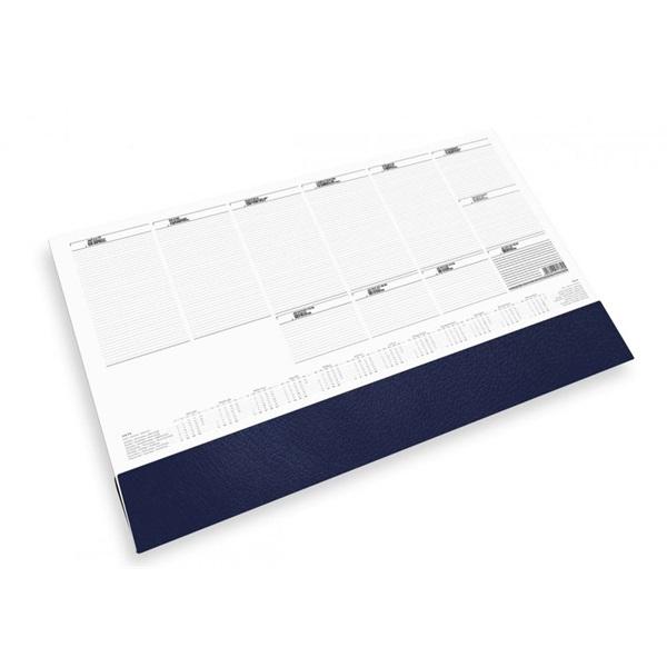 Kalendart 2021-es TopTimer T110 kék asztali könyöklő - 2