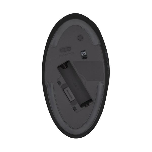 Kensington Pro Fit Ergo fekete vezeték nélküli egér - 7