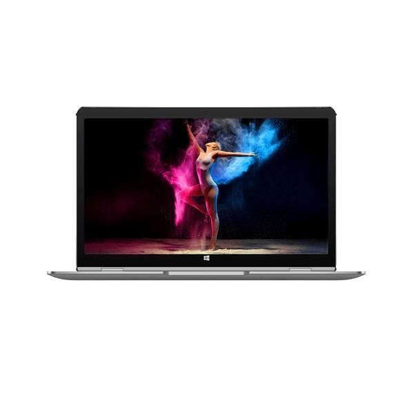 Kiano Elegance 360 13,3 FHD/Intel Celeron N3350/4GB/64GB/Int. VGA/Win10/ezüst laptop - 2