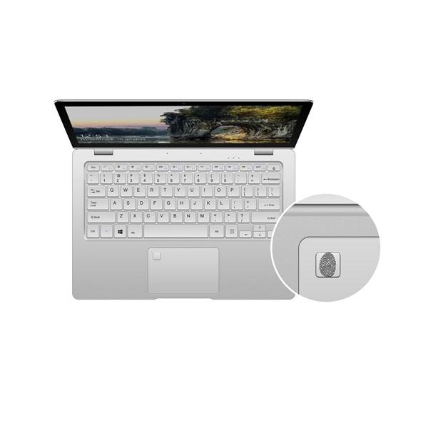 Kiano Elegance 360 13,3 FHD/Intel Celeron N3350/4GB/64GB/Int. VGA/Win10/ezüst laptop - 3