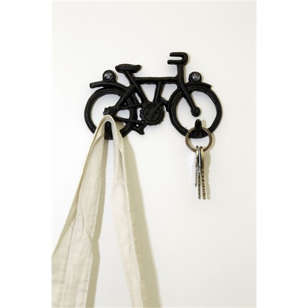 Kikkerland BB53 kerékpár falra szerelhető kulcstartó - 2