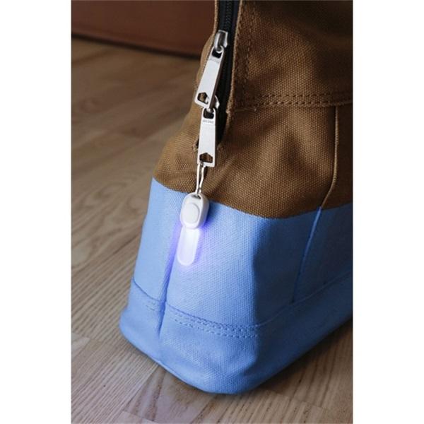 Kikkerland cipzáros mini ledes lámpa - 4