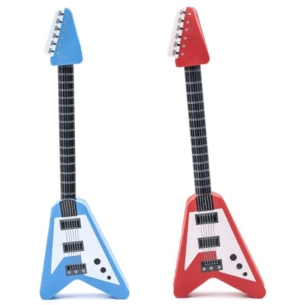 Kikkerland gitár alakú radíros ceruza - 2