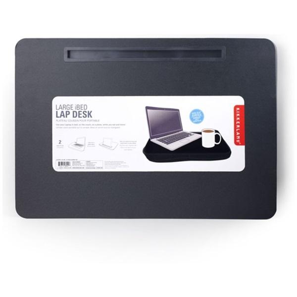 Kikkerland iBed fekete extra széles iPad tartó - 1