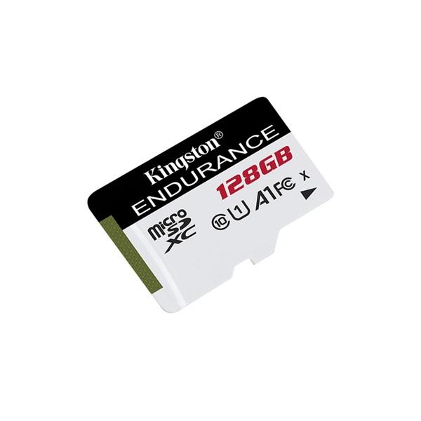 Kingston 128GB SD micro Endurance (SDXC Class 10) (SDCE/128GB) memória kártya - 1