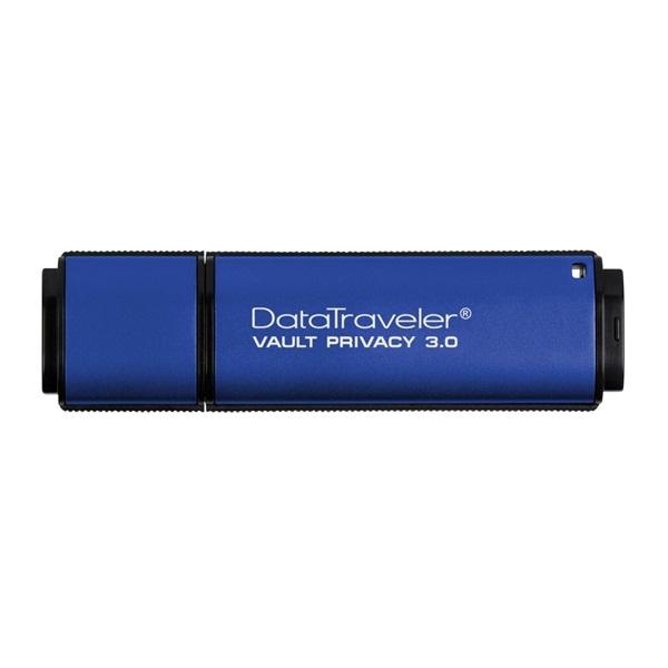Kingston 4GB USB3.0 Kék (DTVP30/4GB) Flash Drive - 1
