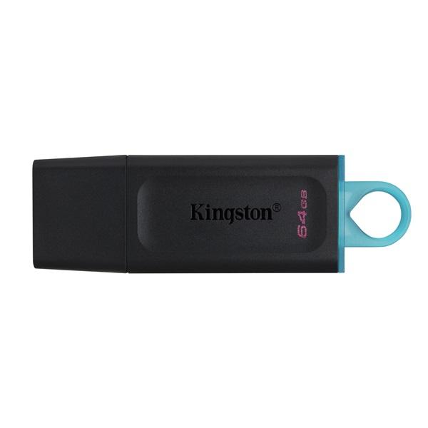 Kingston 64GB USB3.2 DataTraveler Exodia (DTX/64GB) Flash Drive - 1