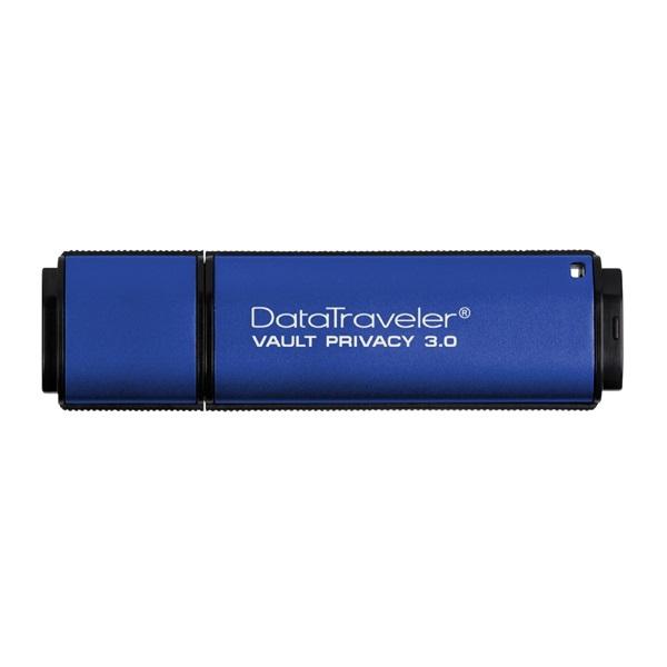 Kingston 8GB USB3.0 Kék (DTVP30/8GB) Flash Drive - 1