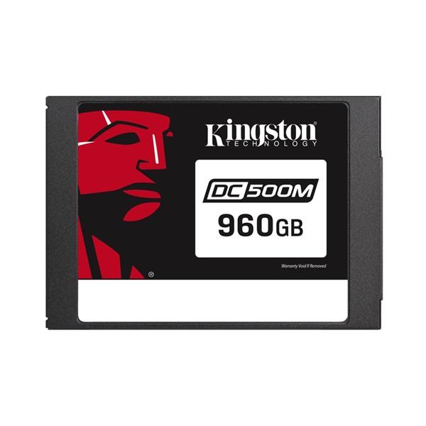 Kingston 960GB SATA3 2,5 (SEDC500M/960G) Data Center SSD - 1