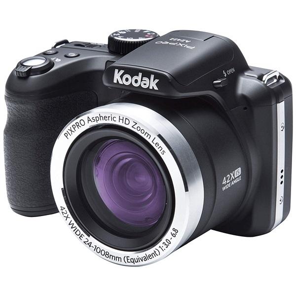 Kodak Pixpro AZ422 fekete digitális fényképezőgép - 1