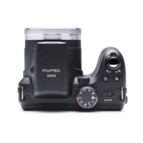 Kodak Pixpro AZ422 fekete digitális fényképezőgép - 4