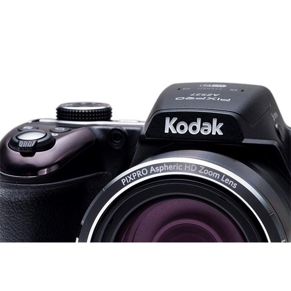 Kodak Pixpro AZ527 fekete digitális fényképezőgép - 3