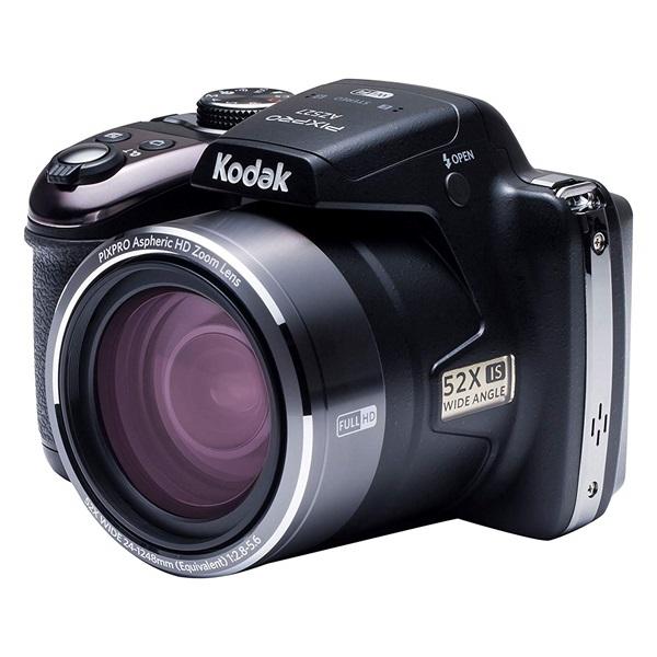 Kodak Pixpro AZ527 fekete digitális fényképezőgép - 5