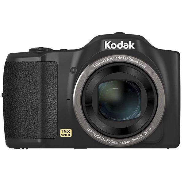 Kodak Pixpro FZ152 fekete digitális fényképezőgép - 1