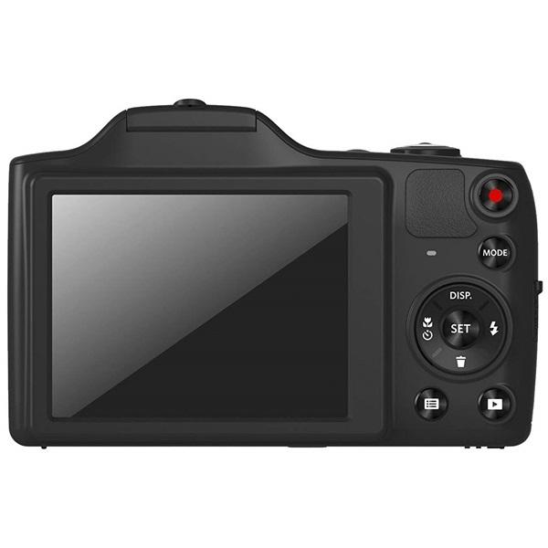 Kodak Pixpro FZ152 fekete digitális fényképezőgép - 2
