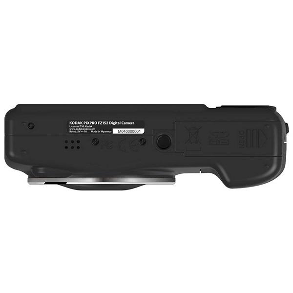 Kodak Pixpro FZ152 fekete digitális fényképezőgép - 3