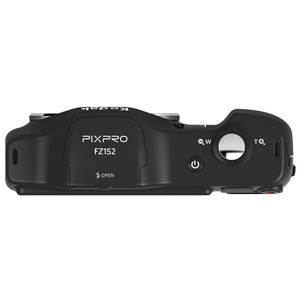 Kodak Pixpro FZ152 fekete digitális fényképezőgép - 4