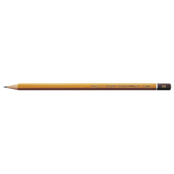 Koh-I-Noor 1500 3B grafitceruza - 1