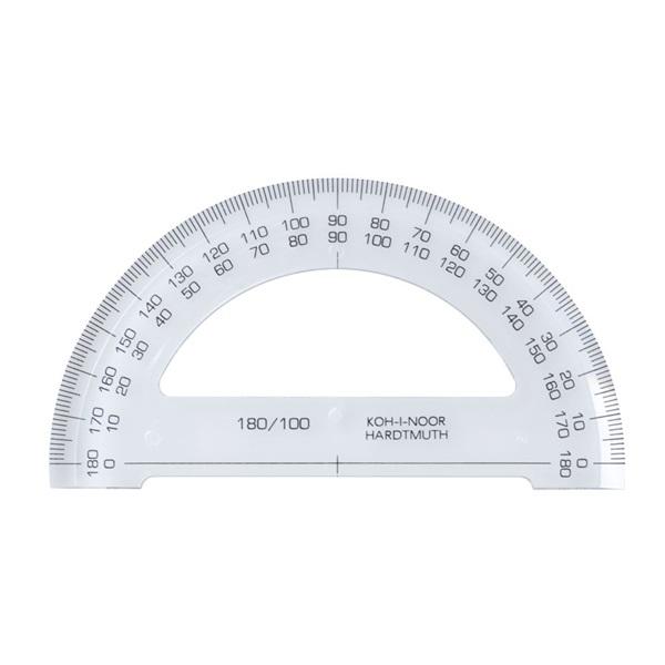 Koh-I-Noor 180/100 szögmérő - 1