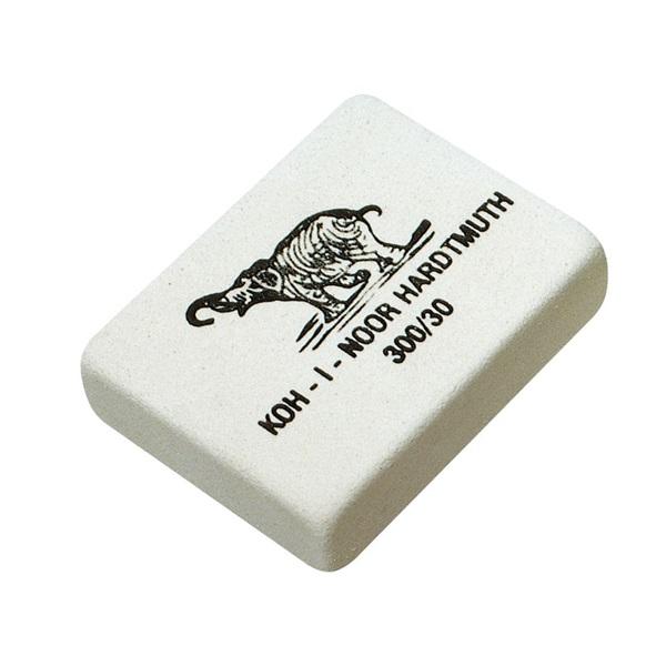 Koh-I-Noor 300/30 elefántos radír (35x9x28 mm) - 1