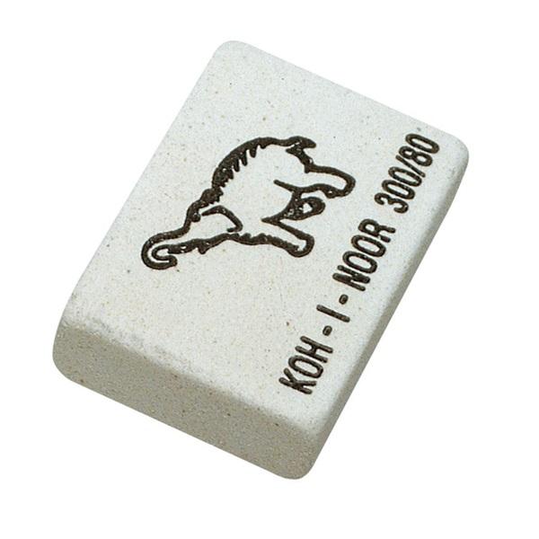 Koh-i-Noor 300/ 80  elefántos radír (27x8x18mm) - 1