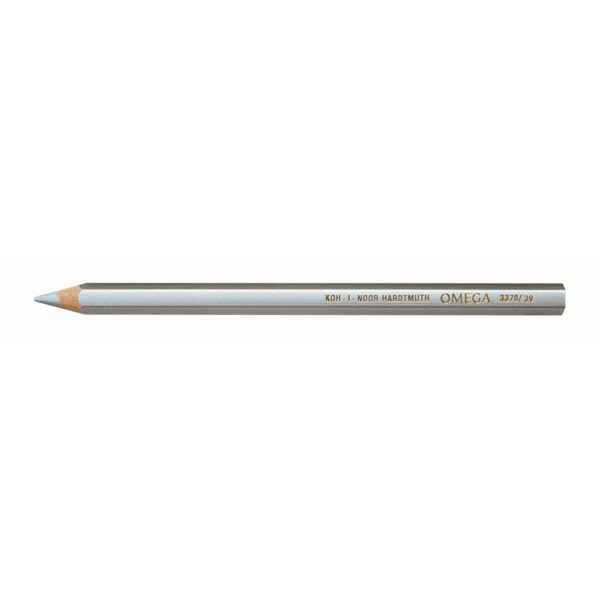 Koh-I-Noor 3370 omega vastag ezüst színes ceruza - 1