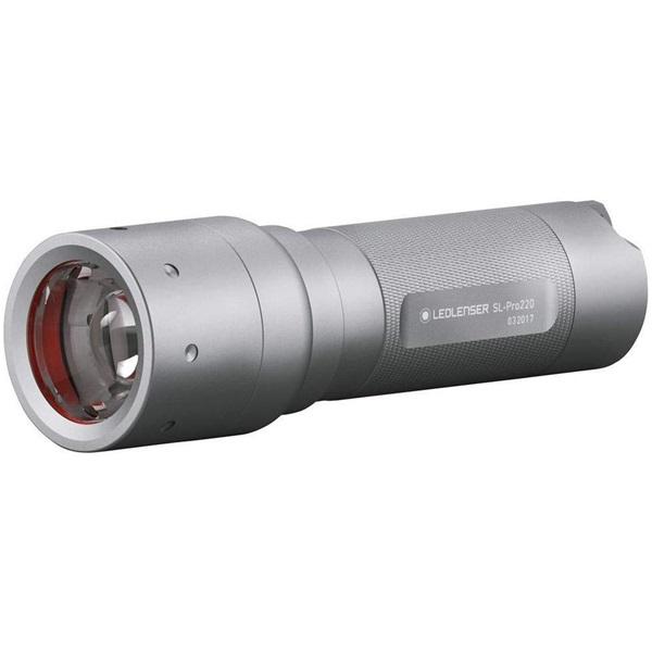 Ledlenser SL-Pro220 220lm elemlámpa 3xAAA - 1
