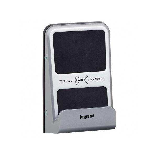 Legrand Program Mosaic indukciós töltő 1A+ USB töltőaljzat 2,4A - 1