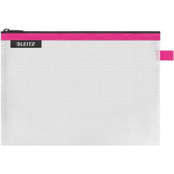 Leitz Wow vízálló M-es rózsaszín utazótasak - 1