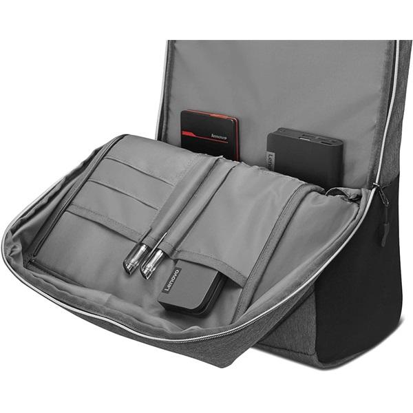 Lenovo B530 Urban Backpack 15,6 szürke notebook hátizsák - 4