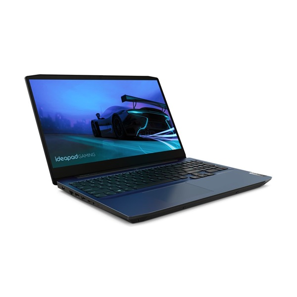 Lenovo Gaming 3 15IMH05 81Y400UXHV 15,6 kék laptop - 2