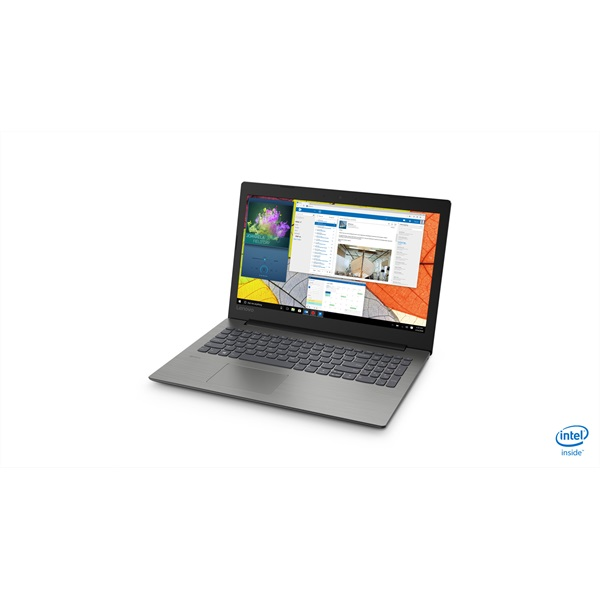 LENOVO IdeaPad 330 15,6 fekete laptop - 1