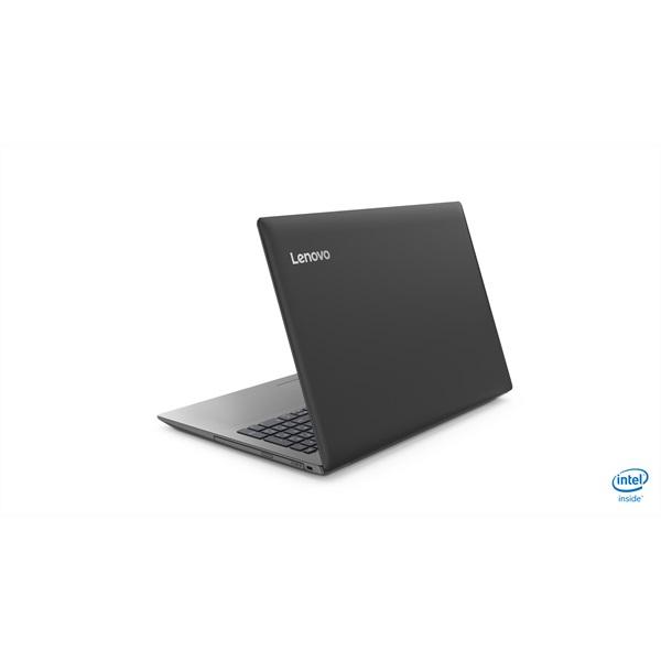 LENOVO IdeaPad 330 15,6 fekete laptop - 2