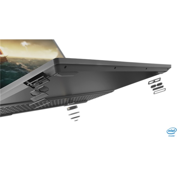 LENOVO Legion Y740 15,6 fekete laptop - 13
